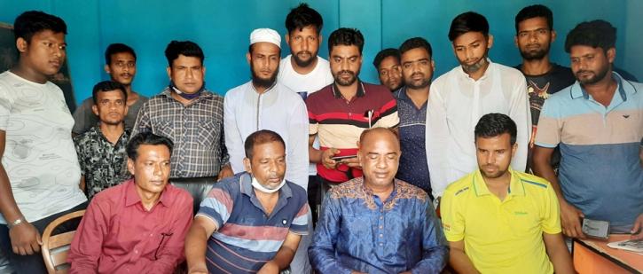 বগুড়া-জয়পুরহাট বিএনপির ভার্চুয়াল সভা