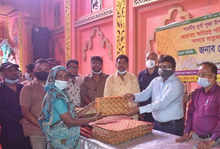 'দেশে শারদীয় সম্প্রীতির উৎসব বিরাজ করছে'