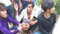 পদ্মাপাড়ে বান্ধবী নিয়ে ঘুরতে গিয়ে যুবক জখম, ৩ ছিনতাইকারীকে গণপিটুনি