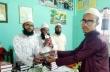 রুপসী নওগাঁর সৌজন্যে ৫০ শিক্ষার্থী পেল কোরআন শরীফ