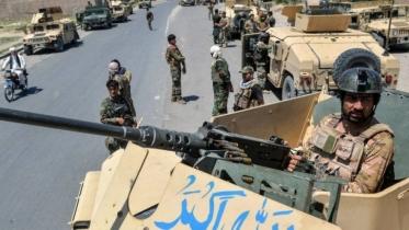 আফগানিস্তানে গুরুত্বপূর্ণ শহর দখলে নেওয়ার লড়াইয়ে তালেবান
