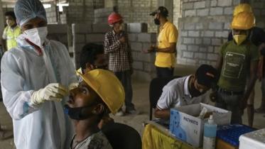 ভারতে ৮৮ দিনে সর্বনিম্ন সংক্রমণ, কমেছে মৃত্যুও