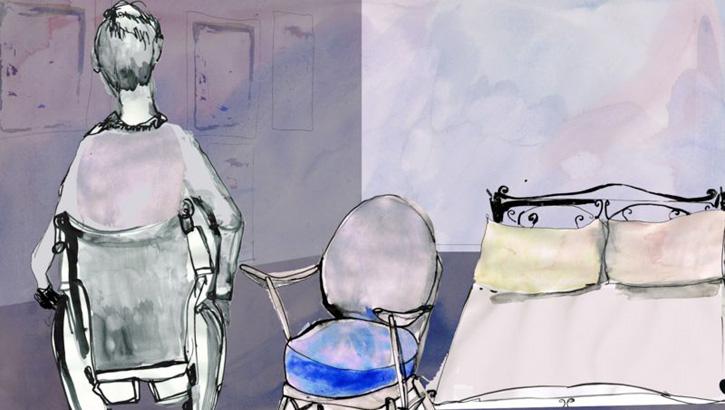 চিকিৎসায় ভাড়াটে যৌনসঙ্গী হিসেবে কাজ করেন যে নারীরা
