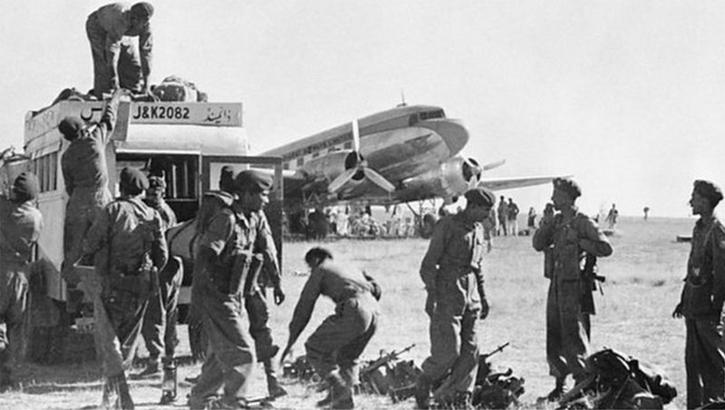 ১৯৪৭ সালে কীভাবে দু`ভাগ হয়েছিল কাশ্মীর