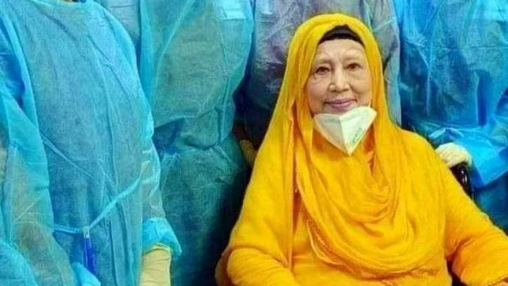 চিকিৎসার জন্য খালেদা জিয়াকে বিদেশে নিতে আবেদন করা হয়নি : স্বরাষ্ট