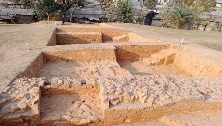 সম্ভাবনাময় পর্যটন এলাকা নওগাঁর অগ্রপর বিহার